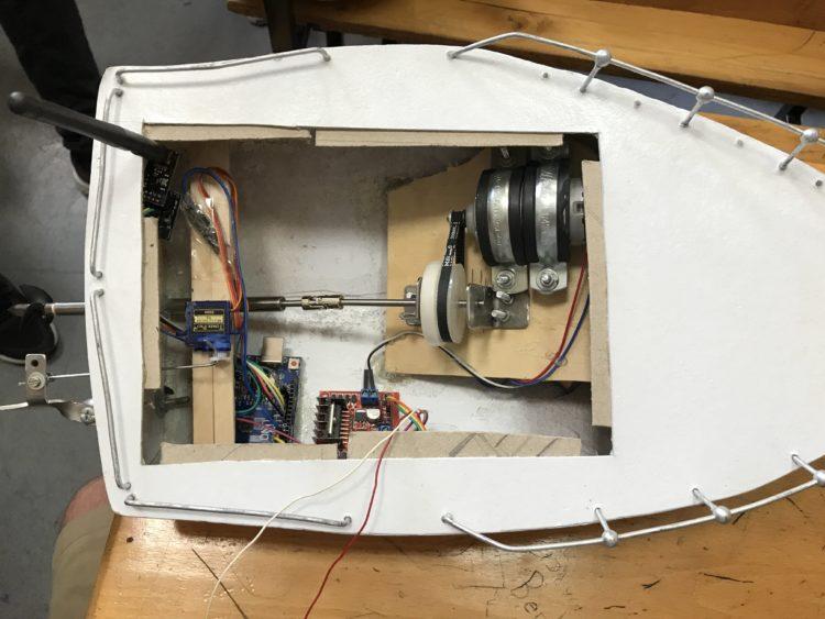 Arduino İle RC Tekne Yapımı